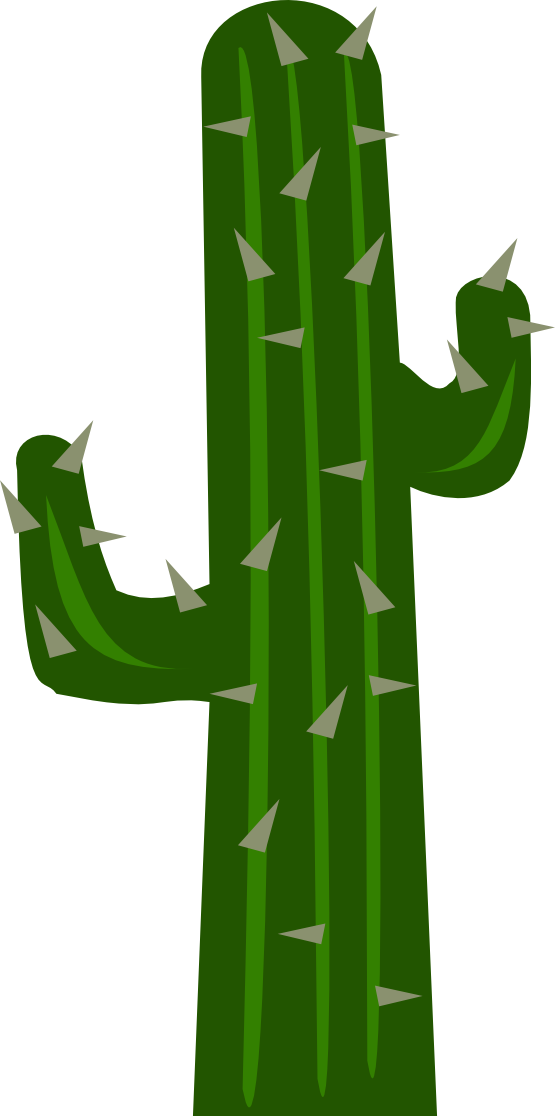 Cartoon Cactus Cliparts Co
