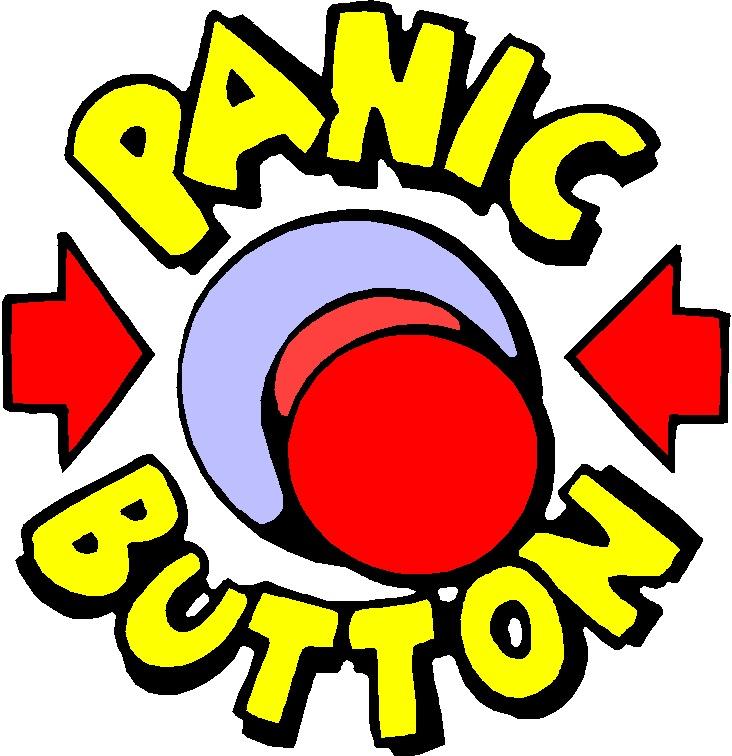 The Panic Button! | Funny Pictures, Funny Videos, Funny Cats ...