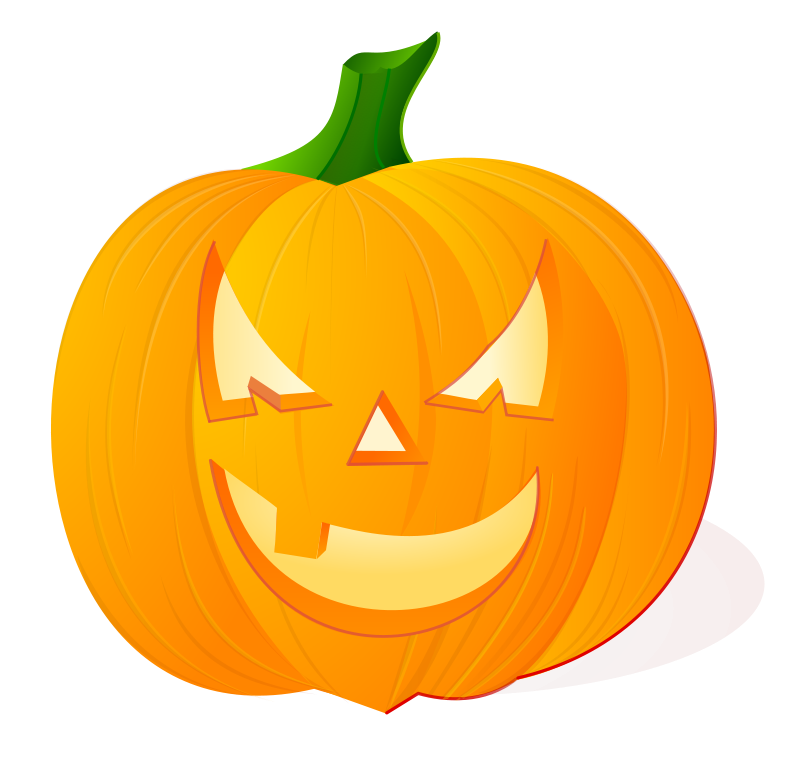 Happy Pumpkin Clip Art - Cliparts.co