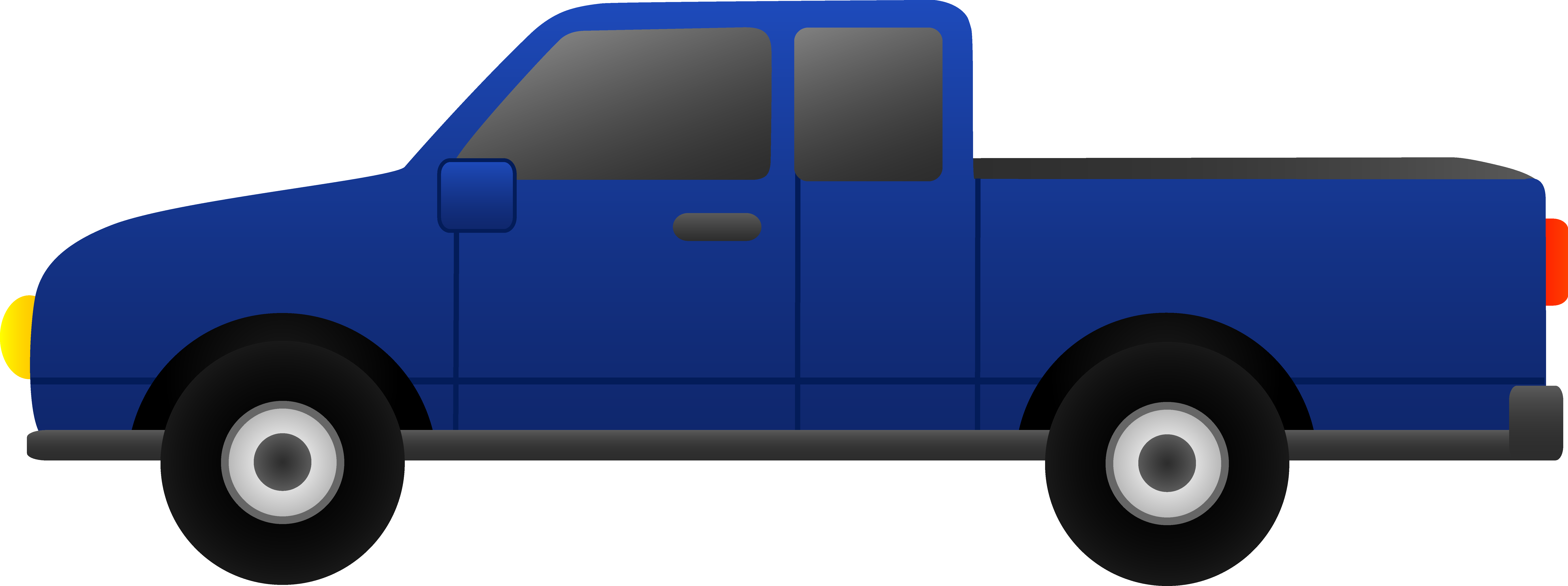 toyota pickup truck clipart rh worldartsme com pickup truck clipart black and white chevy pickup truck clipart