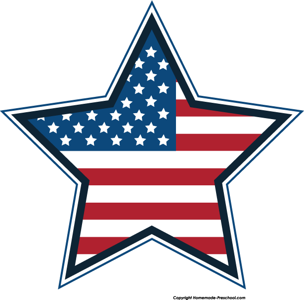 American Flag Images Clip Art Cliparts Co