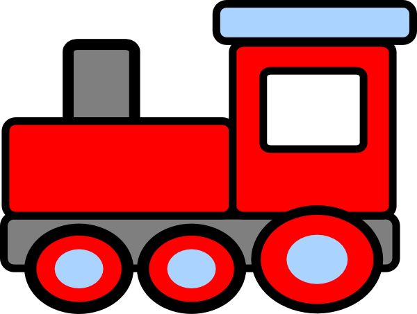 Clipart Trains - Cliparts.co