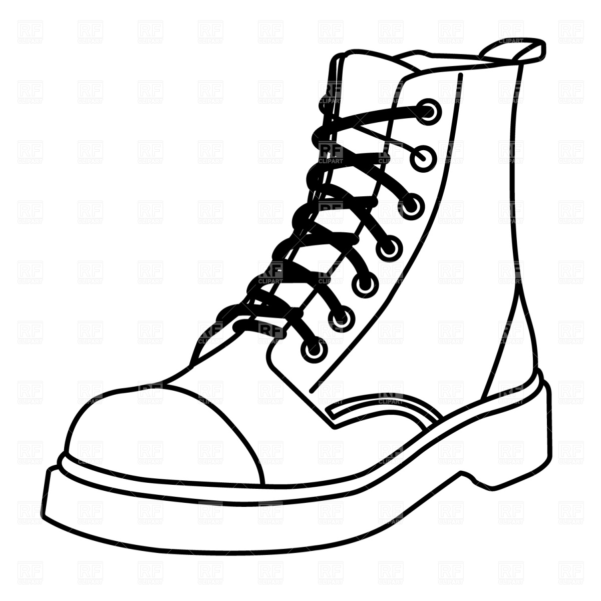 Shoe Print Clip Art - Cliparts.co