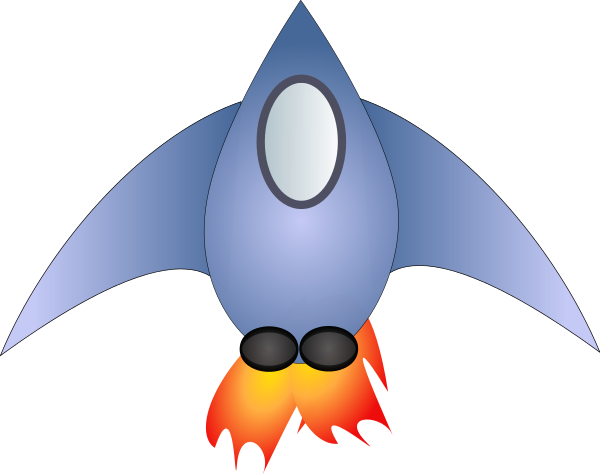 space ship clip art - photo #33