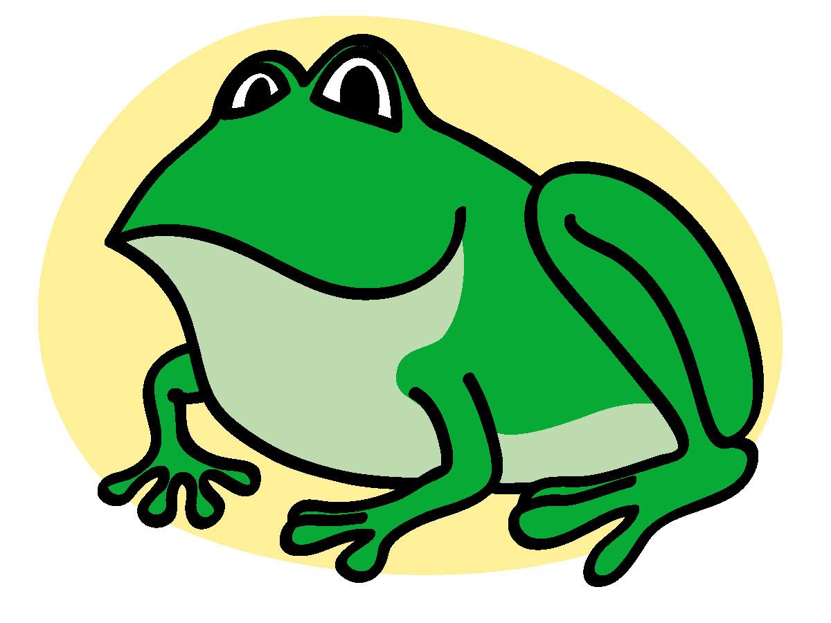 Frog Clipart | ETEC 530-Constructivist Lesson Plan - Cliparts.co