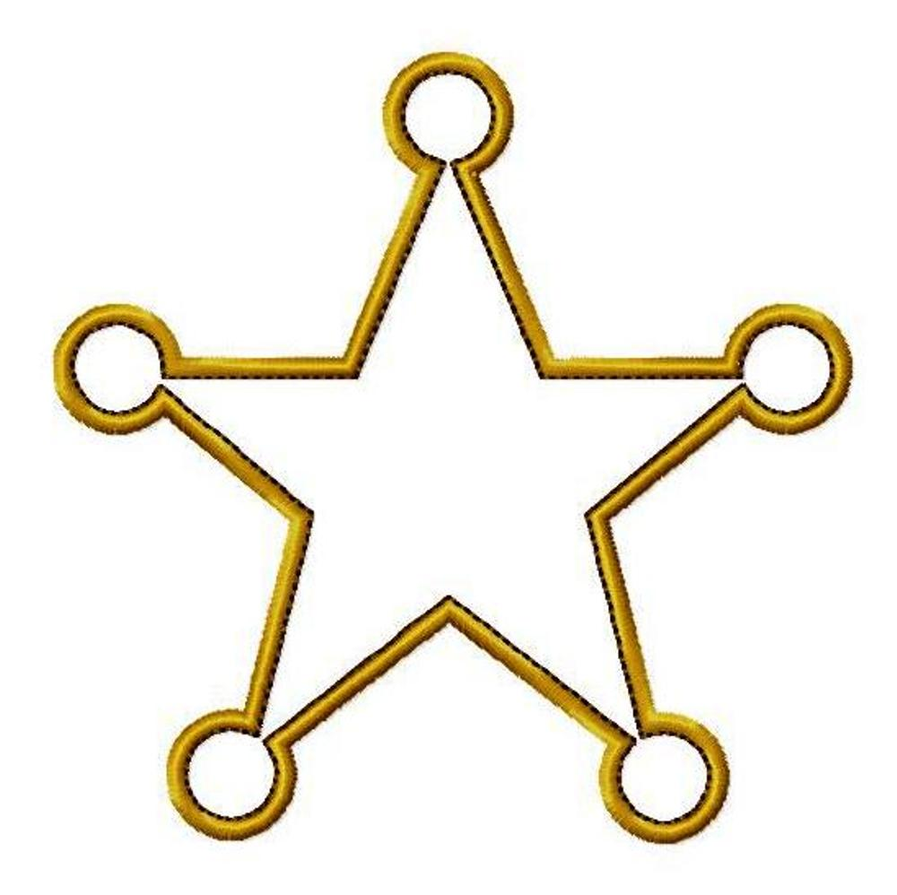59 images of Sheriff Star Clip Art . You can use these free cliparts ...