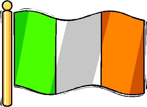 Cartoon Irish Flag 1 | Flickr - Photo Sharing! - Cliparts.co