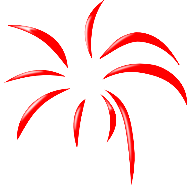 fireworks clipart animated cliparts co fourth of july images clipart Fourth of July Clip Art Black and White