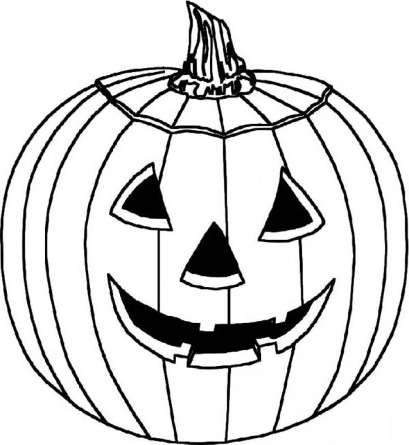 holloween coloring pages – 820×892 kids coloring pages, printable ...