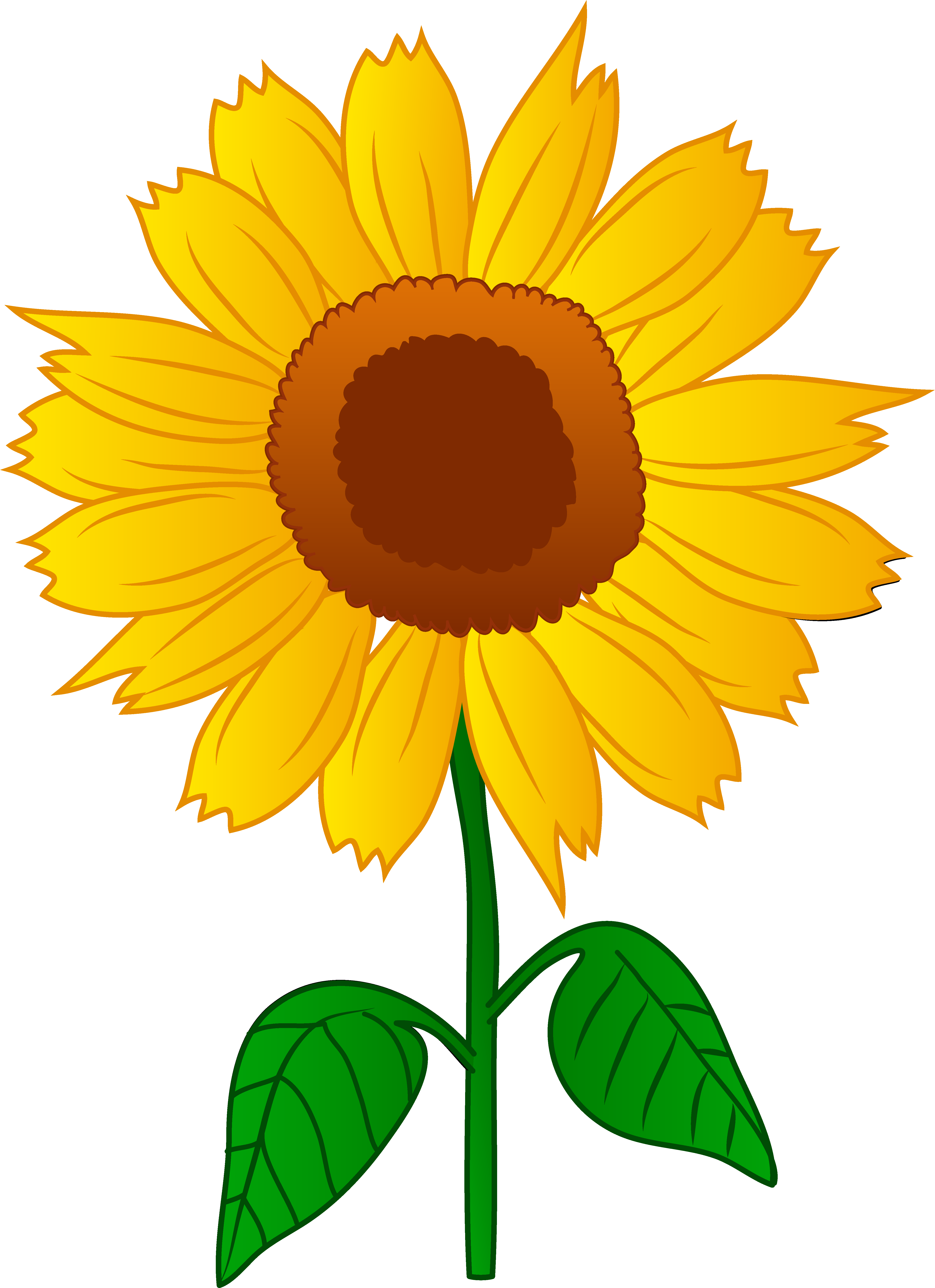Sunflower Clipart Images | Clipart Panda - Free Clipart Images