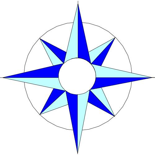 clip art compass rose designs clipart rh worldartsme com compass rose clip art images compass rose clip art images