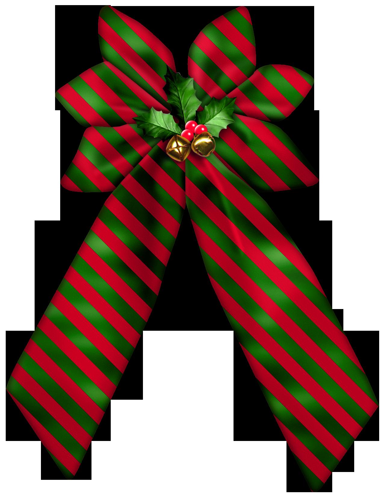 Christmas Bow Clip Art  Clipartsco