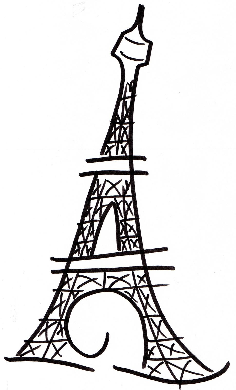 Eiffel Tower Clipart - Cliparts.co