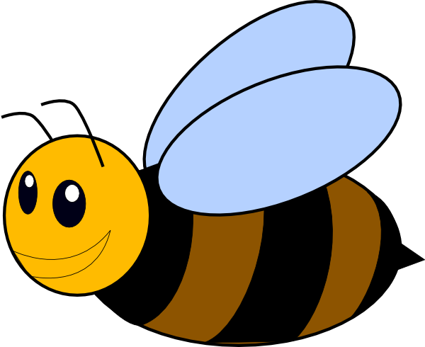 Cartoon Honey Bee Pictures - Cliparts.co