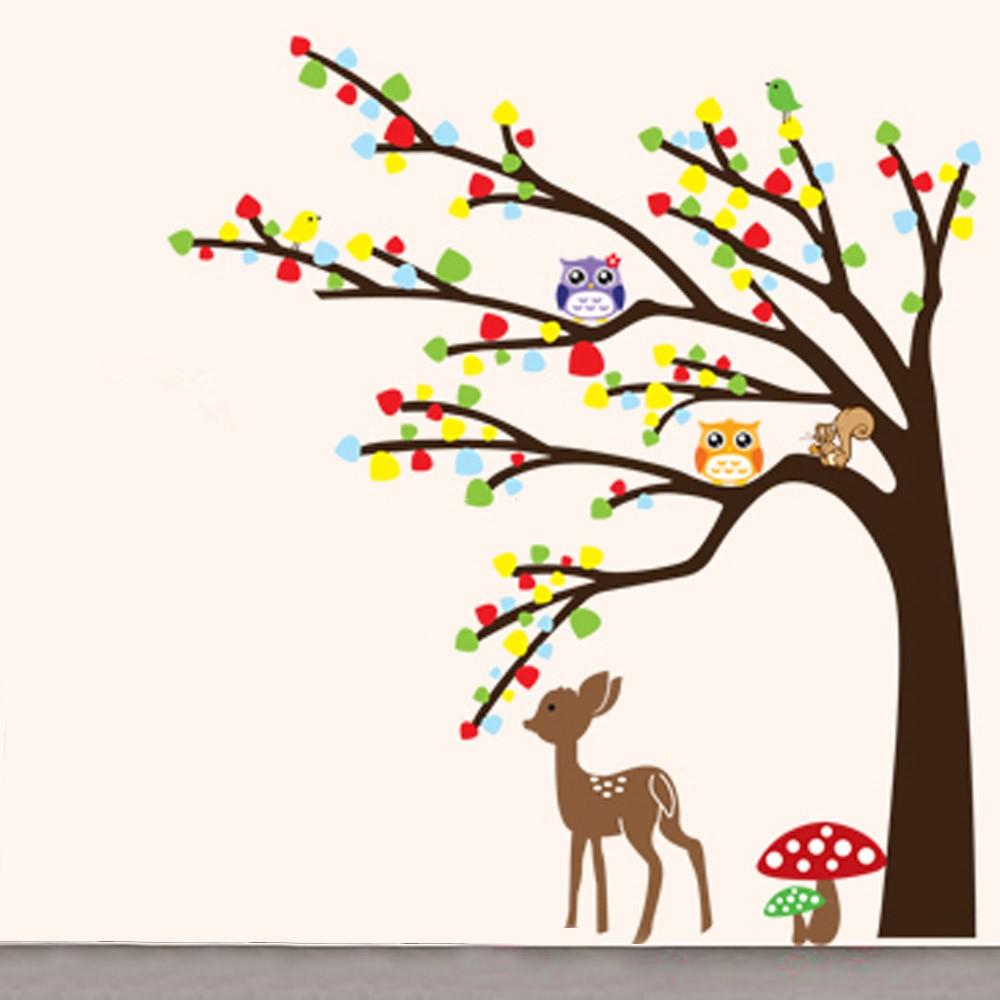 Cartoon Cute Animal De...