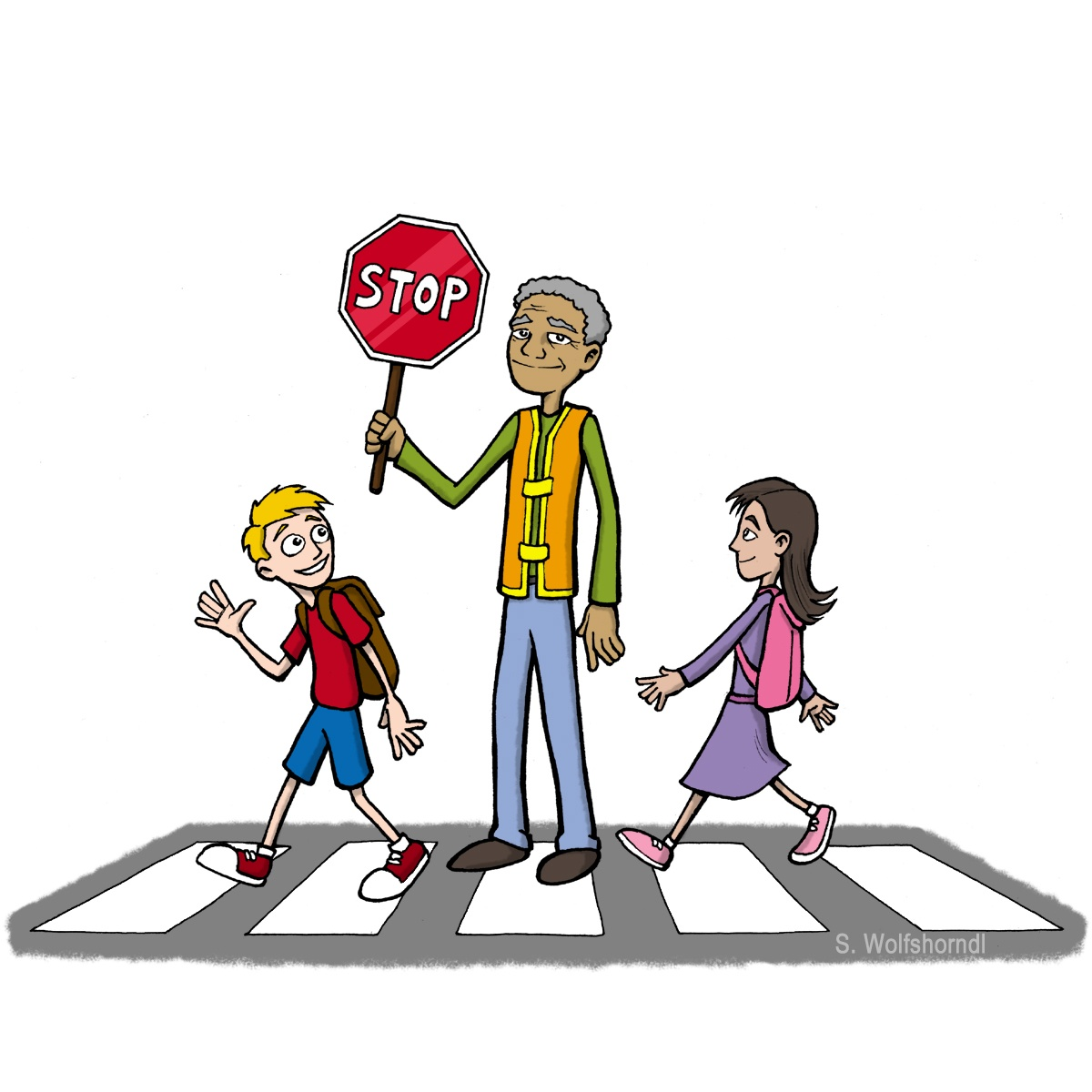 Safety Patrol Clip Art Cliparts Co