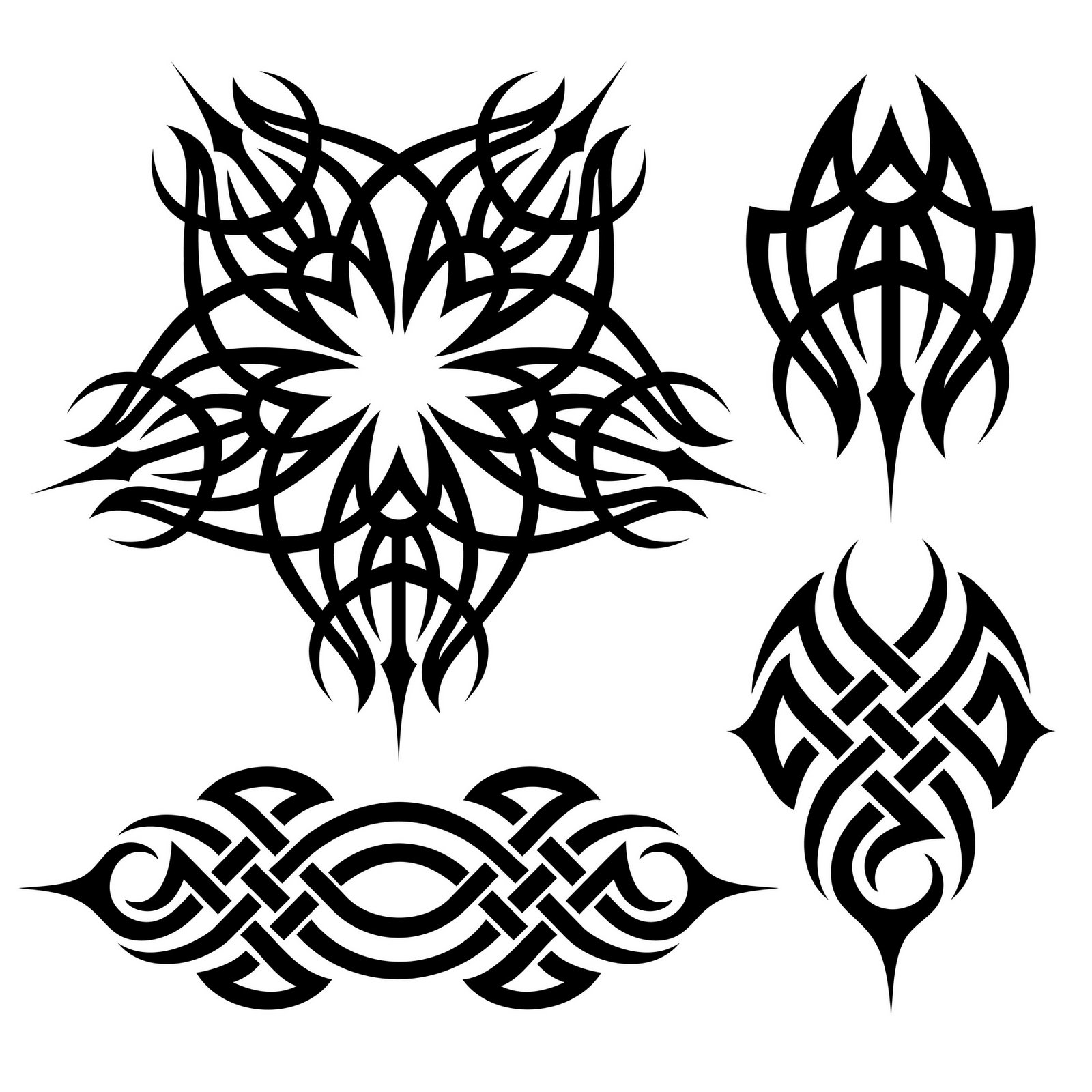 full size download free tribal tattoos new tribal tattoo designs. Black Bedroom Furniture Sets. Home Design Ideas