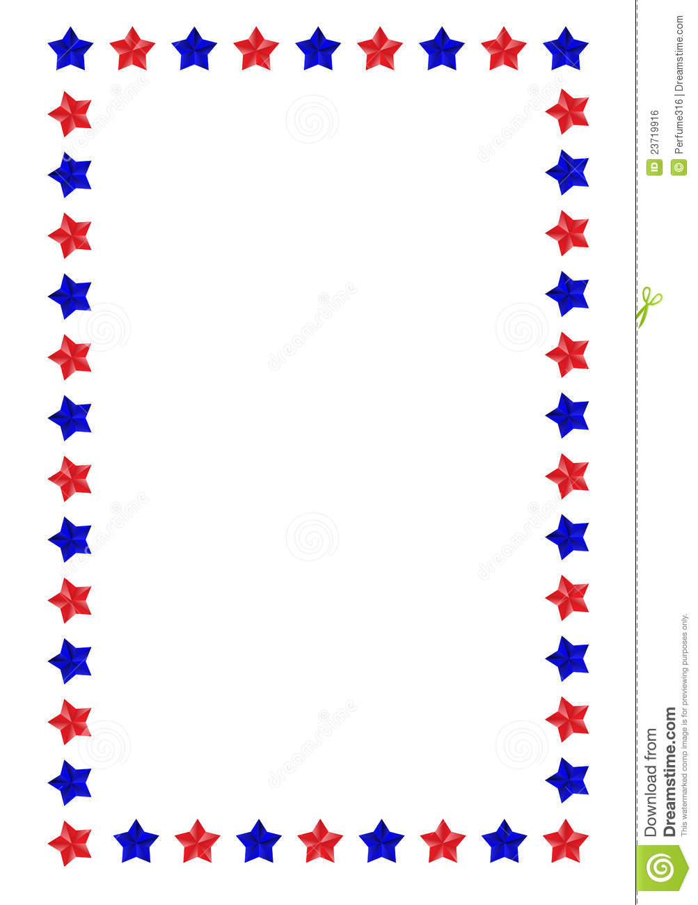 Stars Clipart And Page Border Cliparts Co