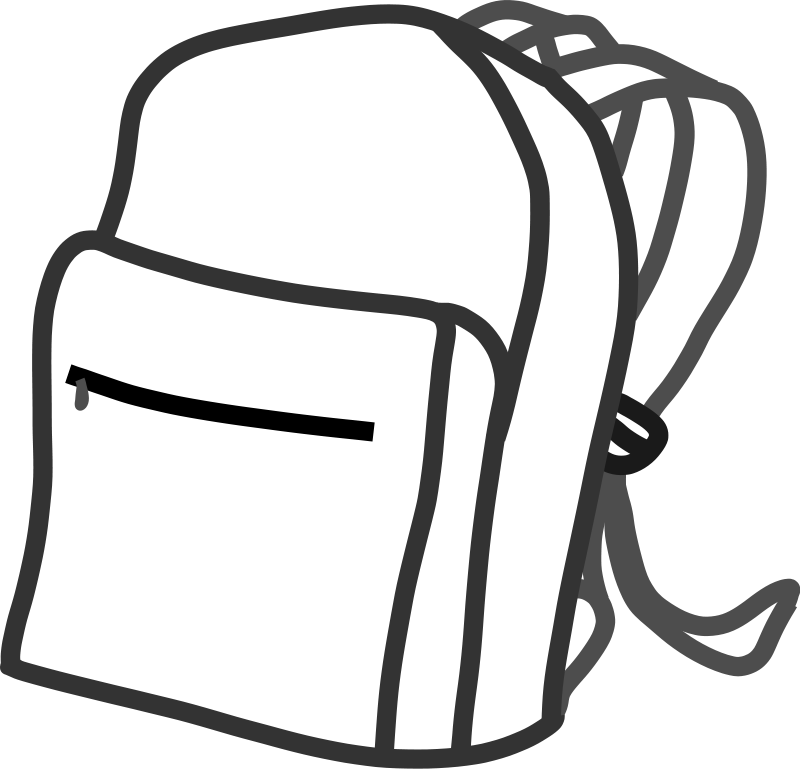 lunch bag clipart - photo #31