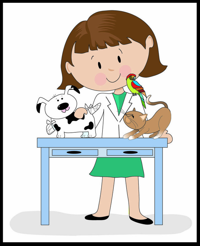 Veterinarian Clip Art - Cliparts.co