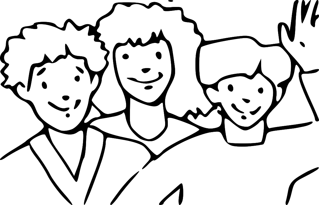 Clip Art Family Members Lds , Free Transparent Clipart - ClipartKey