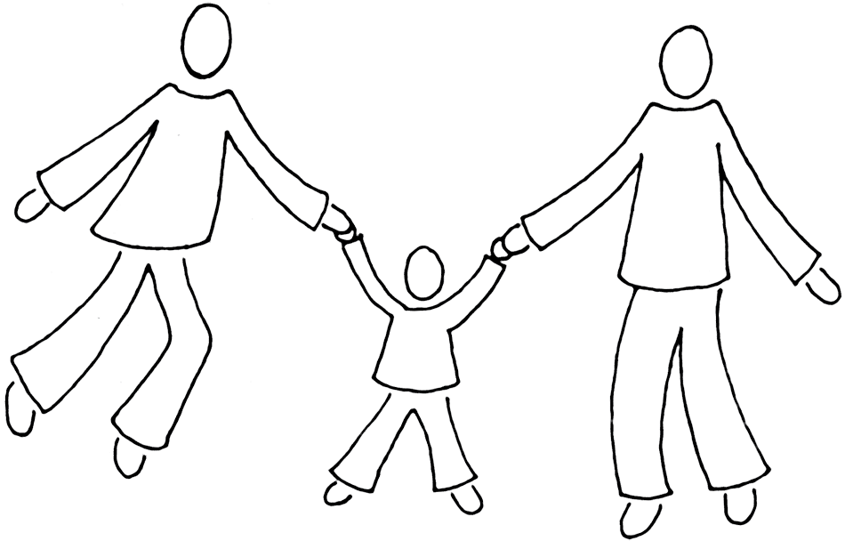 A Perfect World - Clip Art: Family