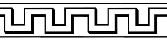Greek Border Design - Cliparts.co