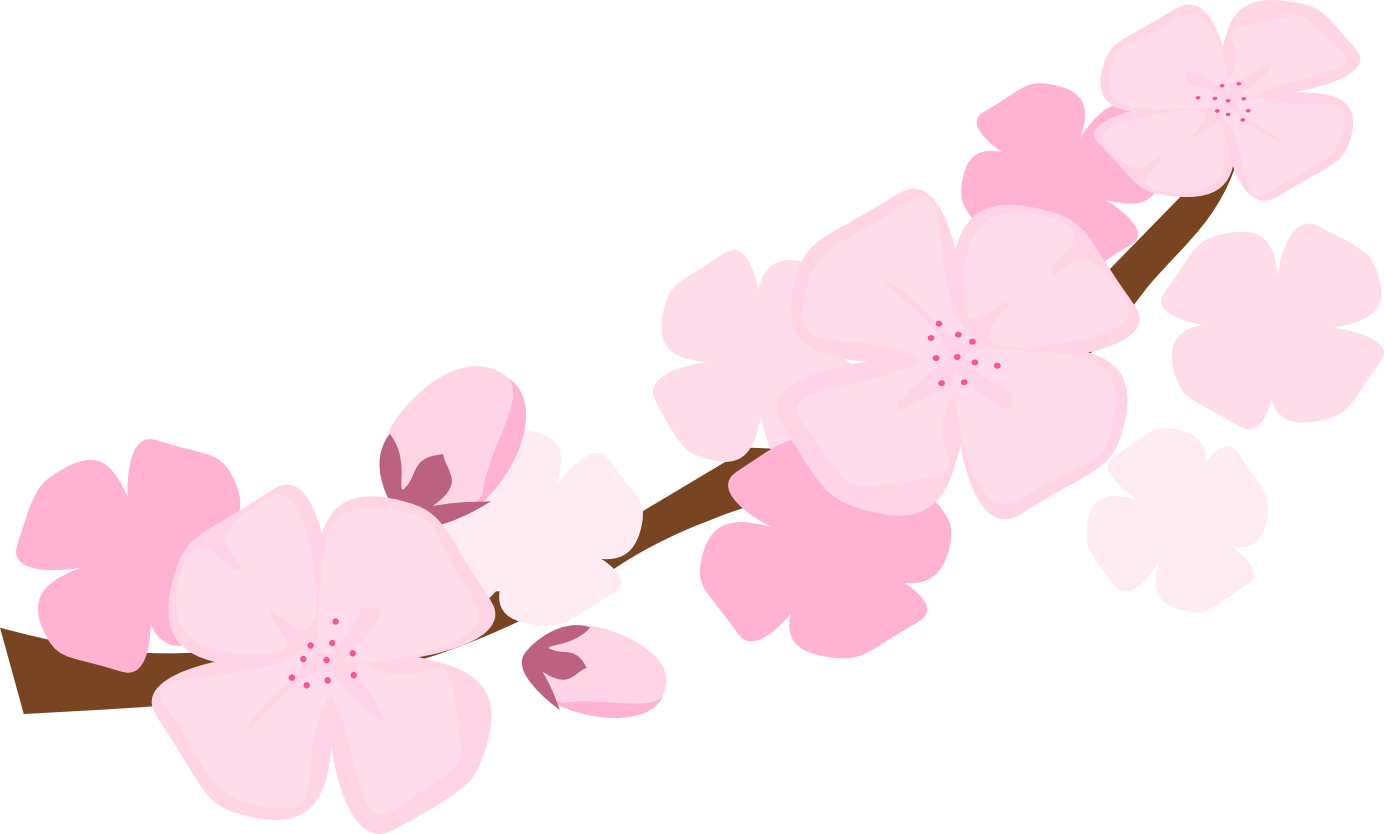 Cartoon Cherry Blossom - ClipArt Best
