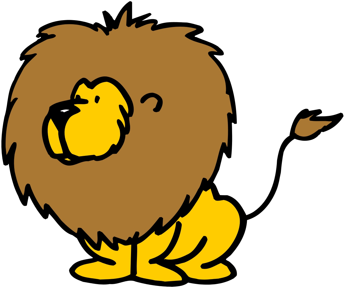 Free Animated pictures of lions