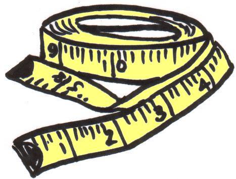 Measuring Tape Clip Art - Cliparts.co