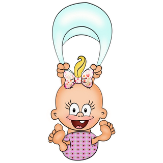 Baby Girl Cartoon Images - Cliparts.co