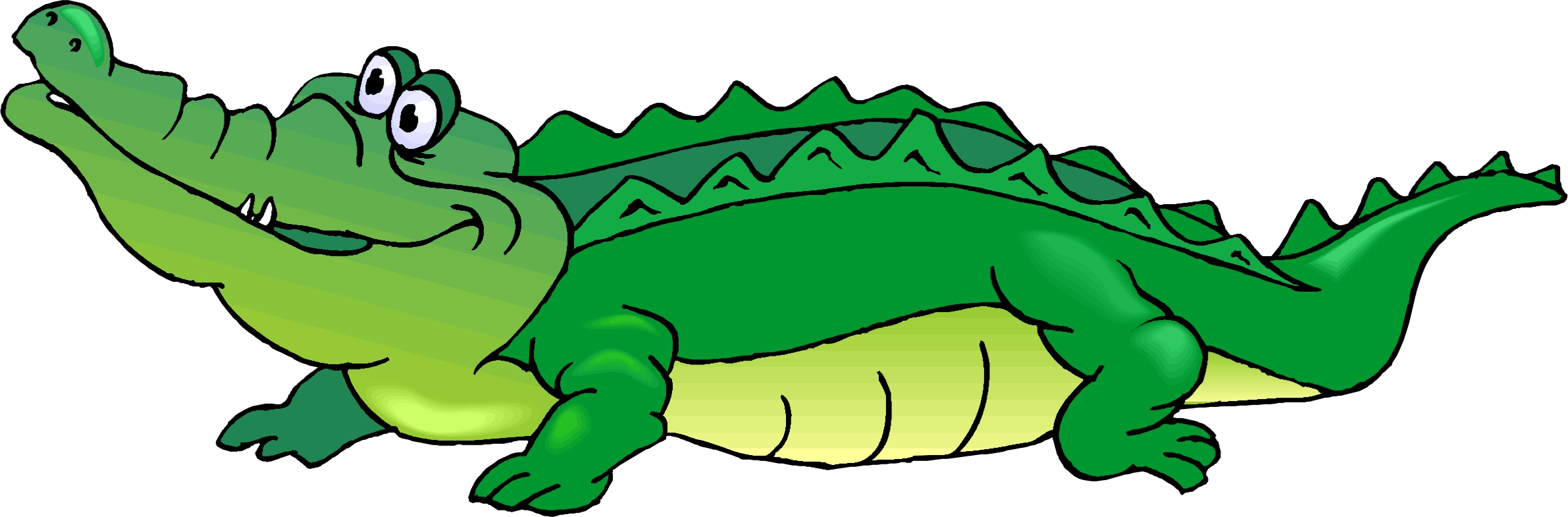 Crocodile Cartoon Images - Cliparts.co - photo#20
