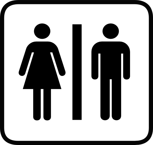 Toilet Safety Signs from ComplianceSignscom