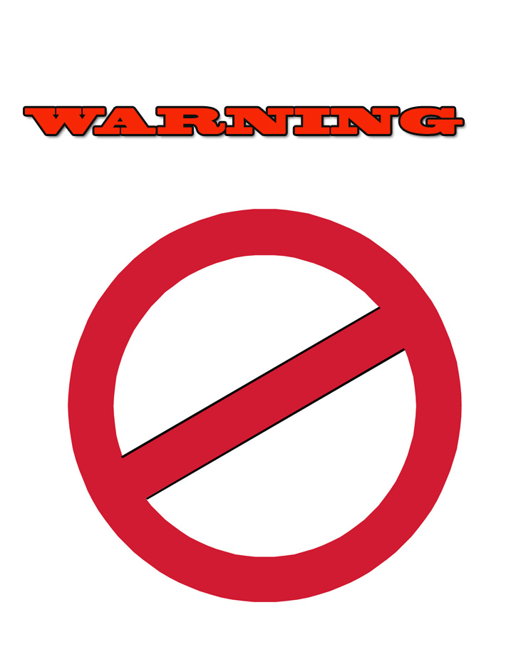 Free Printable Warning Signs