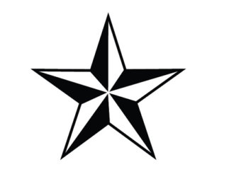 Nautical Star Clip Art - Cliparts.co