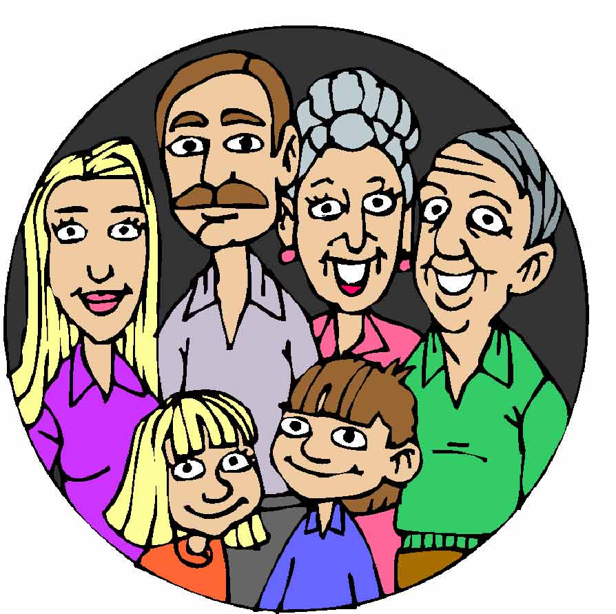 Introducing yourself and family members | My English Pages