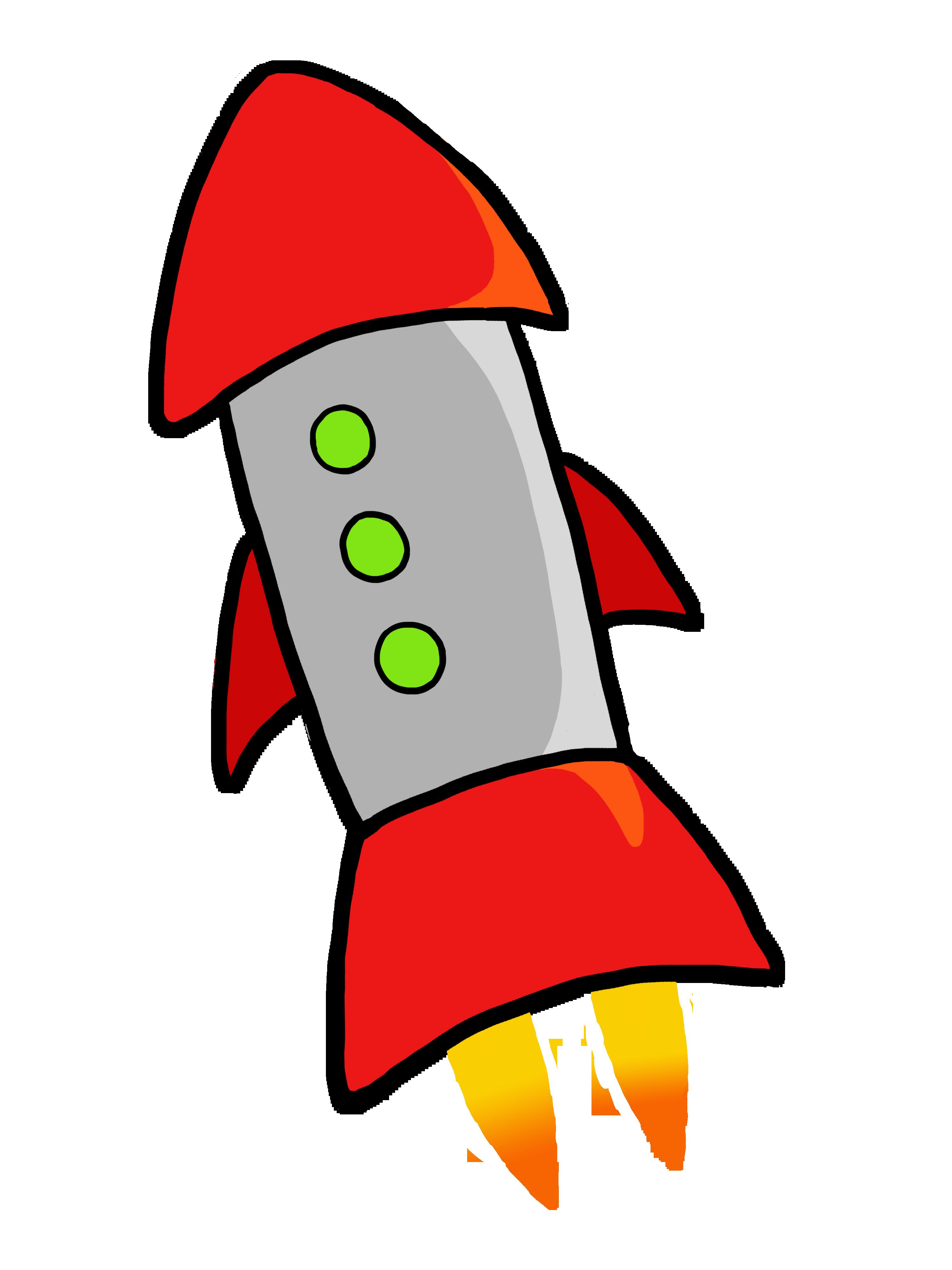Rocket Clip Art - Cliparts....