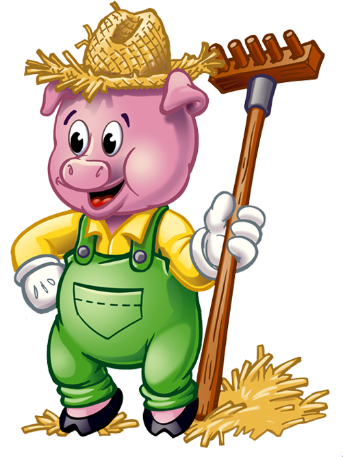 Three Little Pigs Clipart Three Little Pigs Clipart