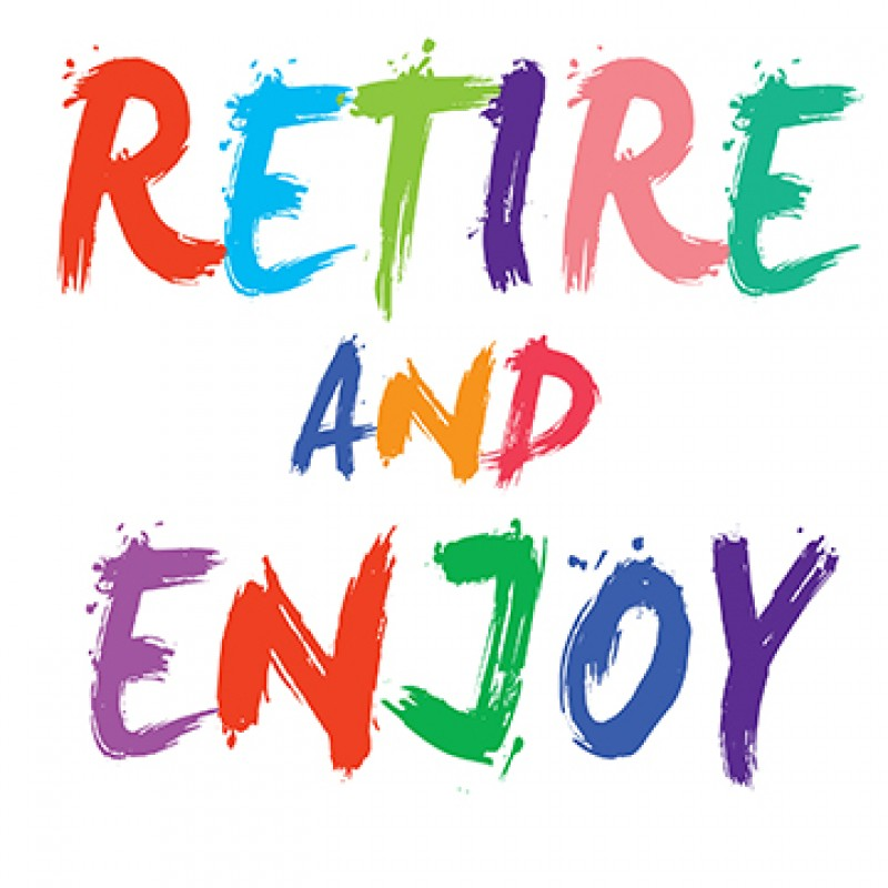 clip art images for retirement - photo #41
