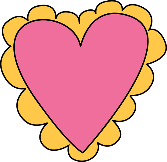 i heart you clip art