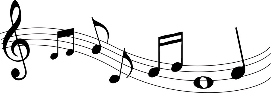 How To Draw Music Notes - ClipArt Best