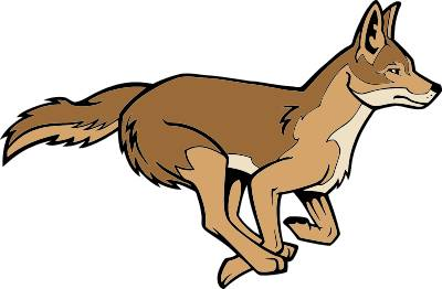 Coyote Clip Art Free | Clipart Panda - Free Clipart Images