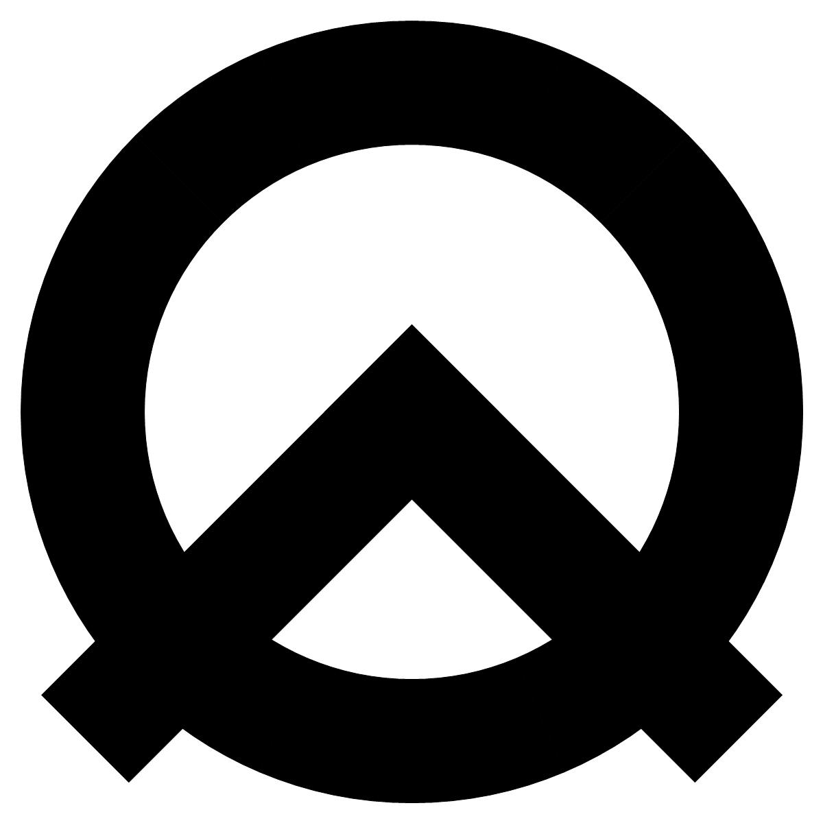 My favorite atheist symbol - Think Atheist