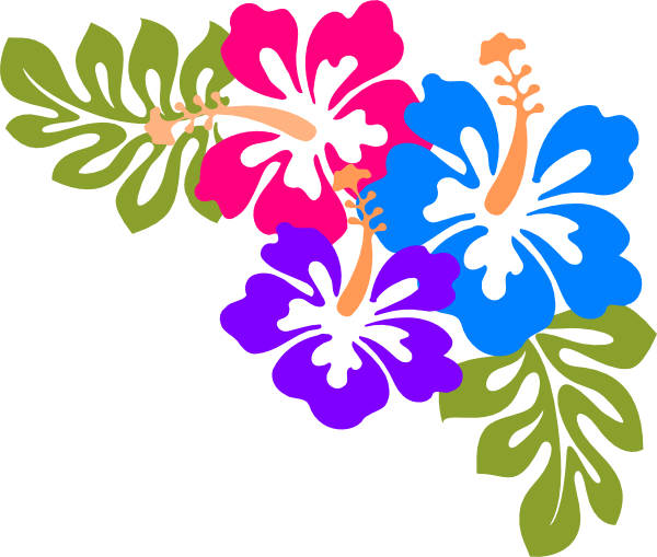 hawaiian luau clipart rh worldartsme com