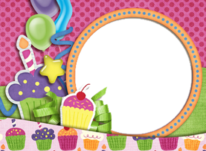 Birthday Frames - Cliparts.co