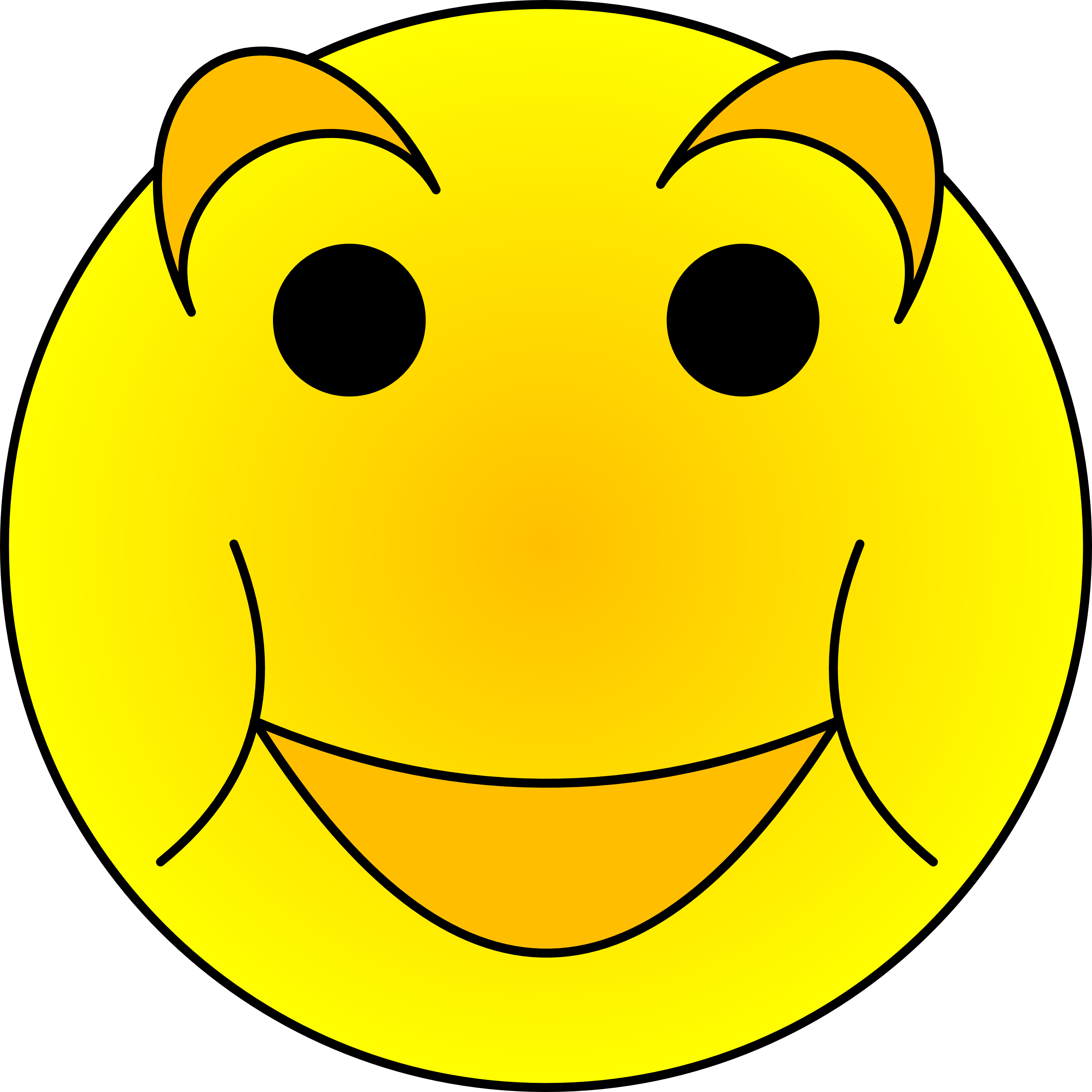 Free Clip Art Smiley Faces Emotions - Cliparts.co