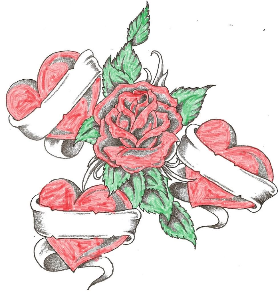 hoontoidly roses drawings images