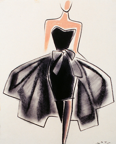 Fashion Illustration by Mats Gustafson (Swedish, 1951) | Flickr ...