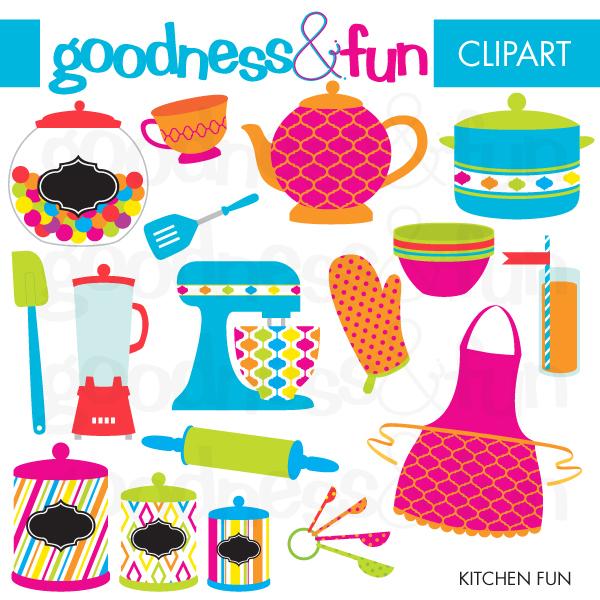 clipart kitchen items - photo #43