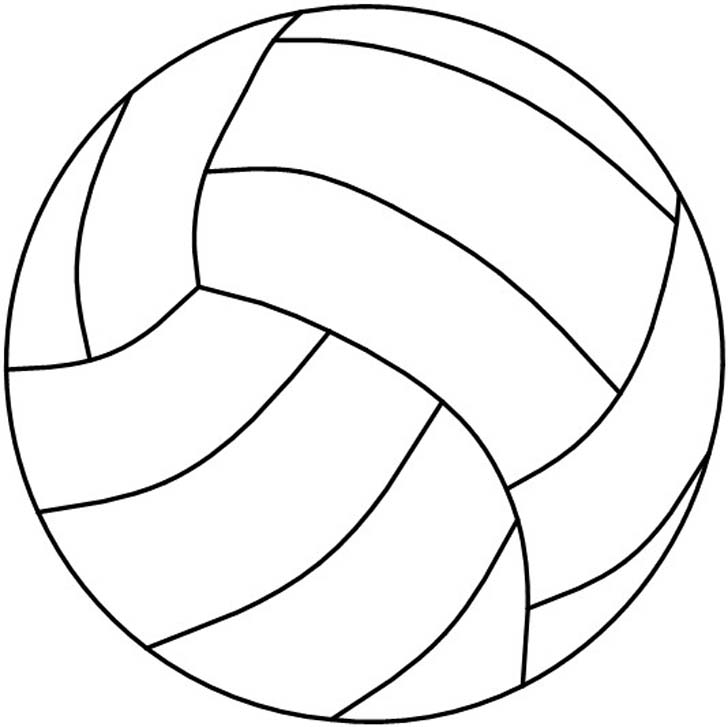 Soft image with regard to volleyball printable